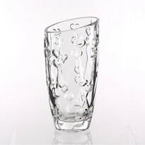 Altom Skleněná váza Hiacynt, 19 cm