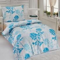Bambusové obliečky Sirena tyrkys, 140 x 200 cm, 70 x 90 cm