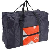 Skladacia športová taška Condition oranžová, 35 l