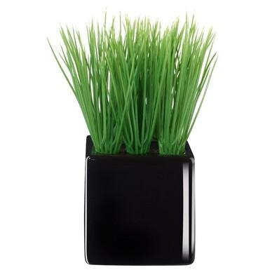 ASA Selection umělá květina v květináči grass11742