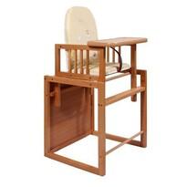 New Baby Buková stolička so stolíkom Victory, 93 cm
