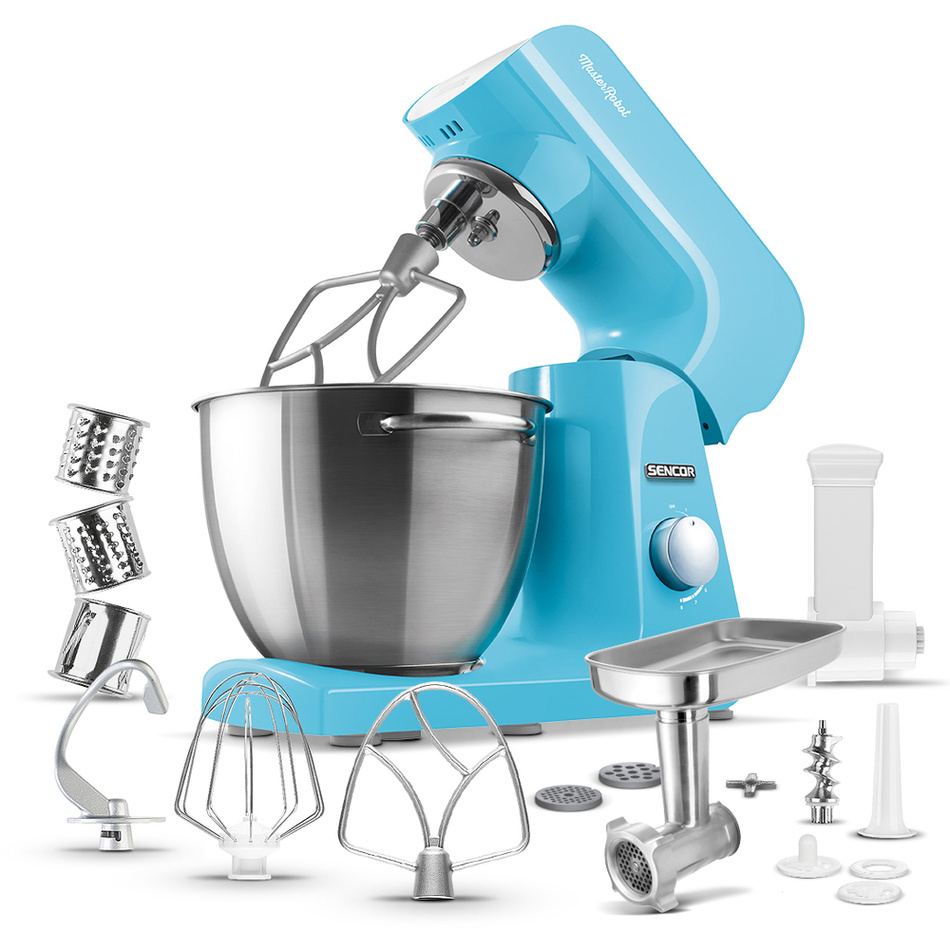 Sencor STM 42BL kuchynský robot, modrá