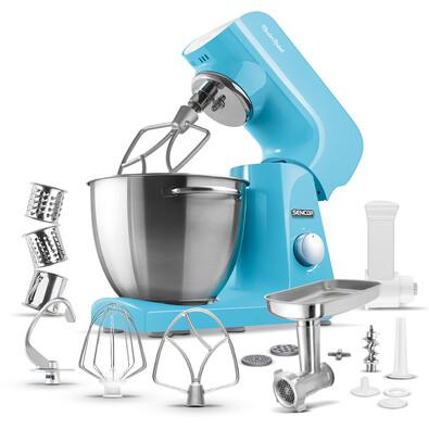 Sencor STM 42BL kuchyňský robot, modrá