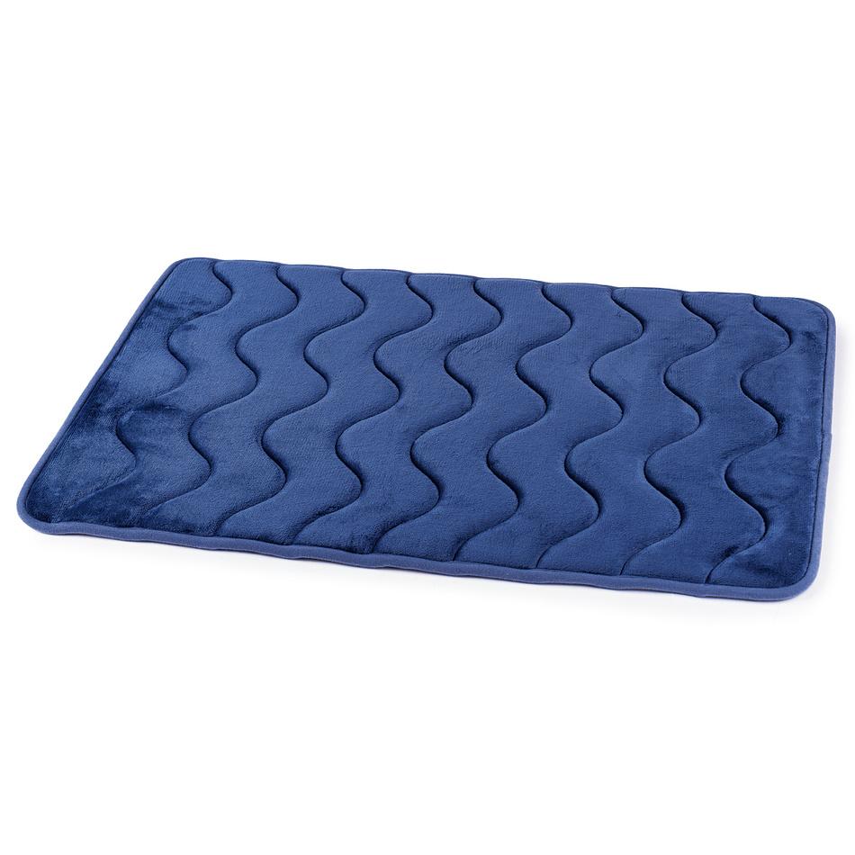 VOG Koupelnová předložka modrá, 50 x 75 cm