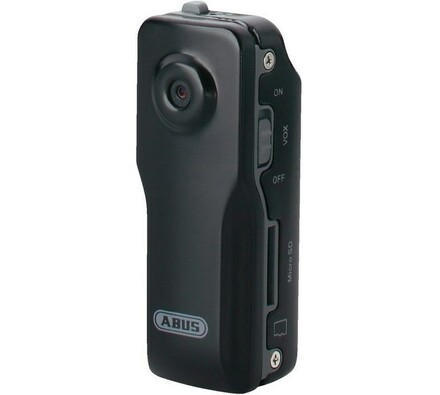 Mini kamera s DVR ABUS TVVR10000, 640 x 480 px