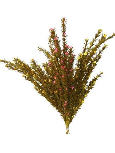 Umelá dekoračná tráva 3 ks, 75 cm
