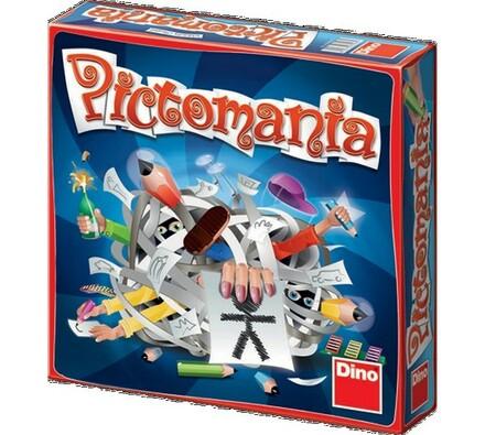 Hra Pictomania Dino Toys