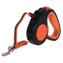 Vodítko pro psy Pet guide oranžová, 5 m