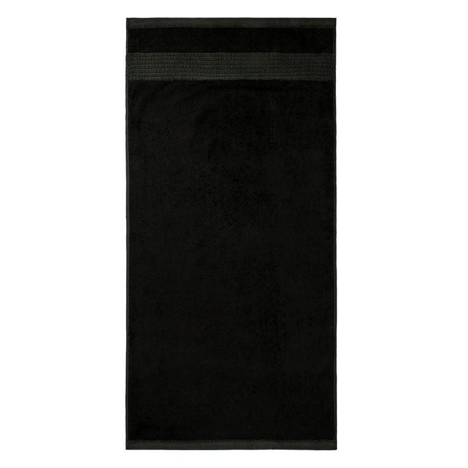 Jahu osuška bambus Paris černá, 70 x 140 cm