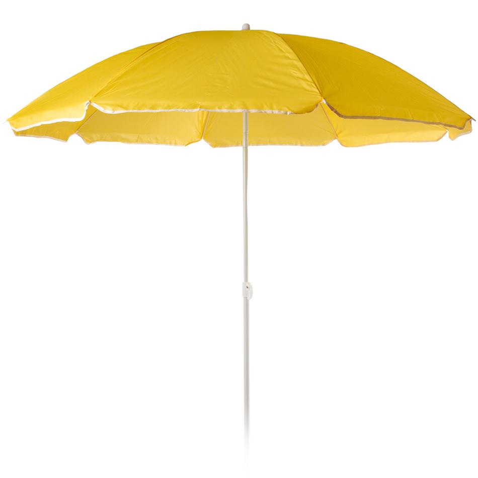 Nylonový slunečník žlutá