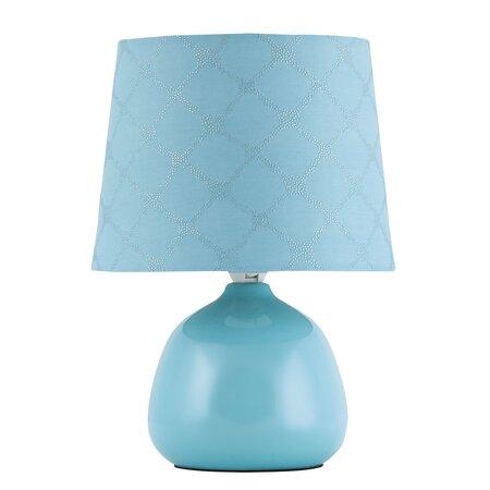 Rabalux 4382 Ellie stolná lampa, modrá