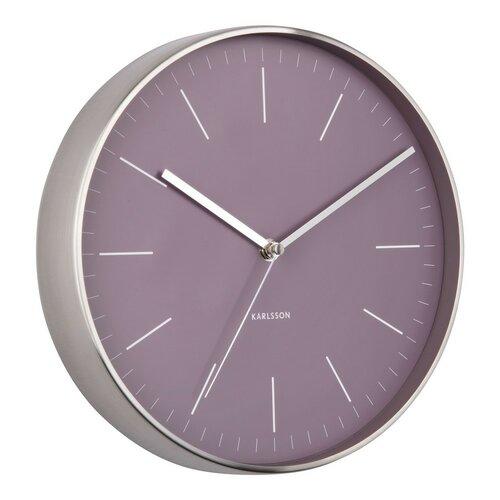 Ceas de design, de perete, Karlsson 5732PU, diam. 28 cm