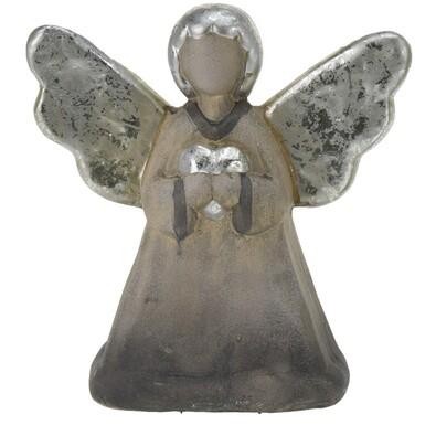 Înger ceramic Lanciano, de Crăciun, 15 cm
