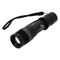 Cattaro Vreckové LED svietidlo Zoom 150 lm, 3,5 x 13,4 cm