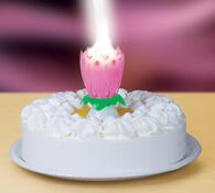 Kouzelná svíčka na dort