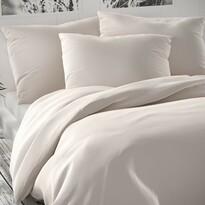 Lenjerie de pat din satin Luxury Collection, alb
