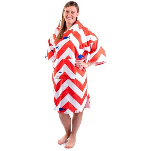 Towee Surf Poncho FISHWAVE