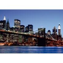 Fototapeta XXL Brooklynský most 360 x 270 cm, 4 diely