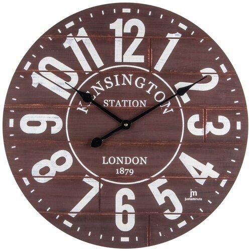 Lowell 21496 Designové nástěnné hodiny pr. 60 cm