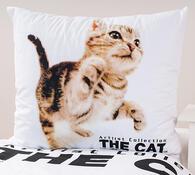 Dětské povlečení The Cat, 140 x 200 cm, 70 x 80 cm