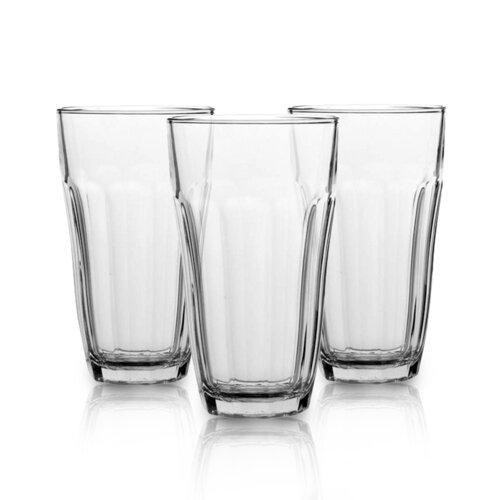 Baroque 3-dielna sada pohárov,