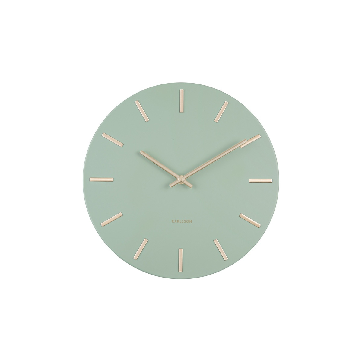 Karlsson Designové nástěnné hodiny KA5821GR