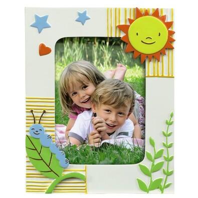 Dětský portrétový rámeček Liam 10x15 cm