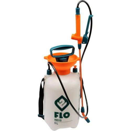 FLO TO-89515 ruční tlakový postřikovač, 5 l