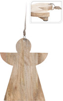 Koopman Dřevěné prkénko Anděl, 36 cm