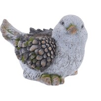 MGO madár alakú virágtartó, 25 x 33 cm