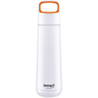 Lamart PORTER termoska  0,45 l oranžová