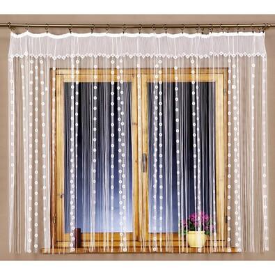 provázková záclona alice, 300 x 160 cm