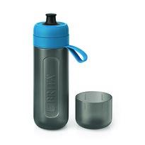 Brita Filtračná fľaša na vodu Fill & Go Active 0,6 l, modrá