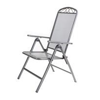 Happy Green Záhradná polohovateľná stolička Garde, 112 x 68 x 60,5 cm