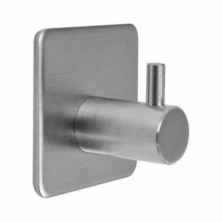 Fala Nalepovací jednoduchý háčik 3M Steely, 3,5 x 3,5 x 4 cm