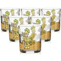 Mäser Komplet szklanek Rycerz 220 ml, 6 szt.