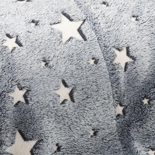 4Home  Soft Dreams Stars világítós pléd, 150 x 200 cm