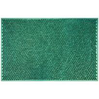Covoraș din cauciuc Emma, verde, 40 x 60 cm