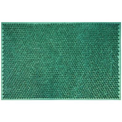 Emma gumi lábtörlő, zöld, 40 x 60 cm