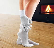 Termo ponožky s rukavicami pánské