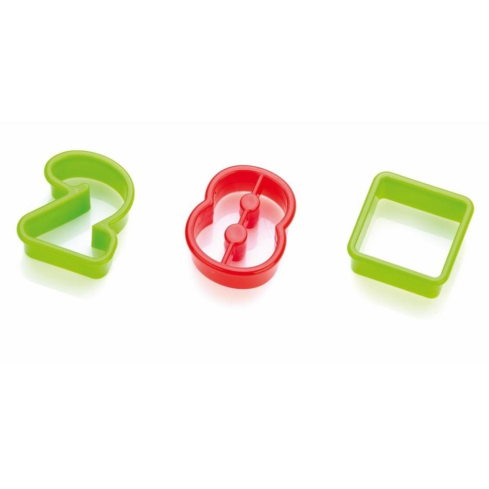 Tescoma Delícia Kids Vykrajovátka číslice, 21 ks - Tescoma Delícia Kids Vykrajovátka číslice, 21 ks