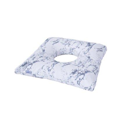 Poduszka poporodowa marmur, 50 x 45 cm