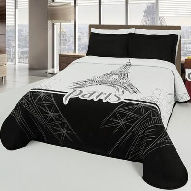 Přehoz na postel Eiffel, 140 x 220 cm