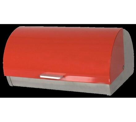 Chlebovka, červená, červená, 39 x 25,5 x 19 cm