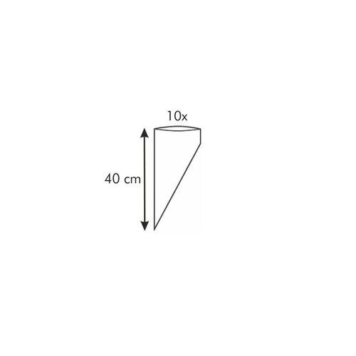 Tescoma DELÍCIA zdobicí sáček 40 cm, 10 ks