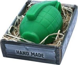 Ručně vyráběné mýdlo Granát