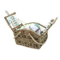 Coș pentru picnic Marianna pentru 4 persoane