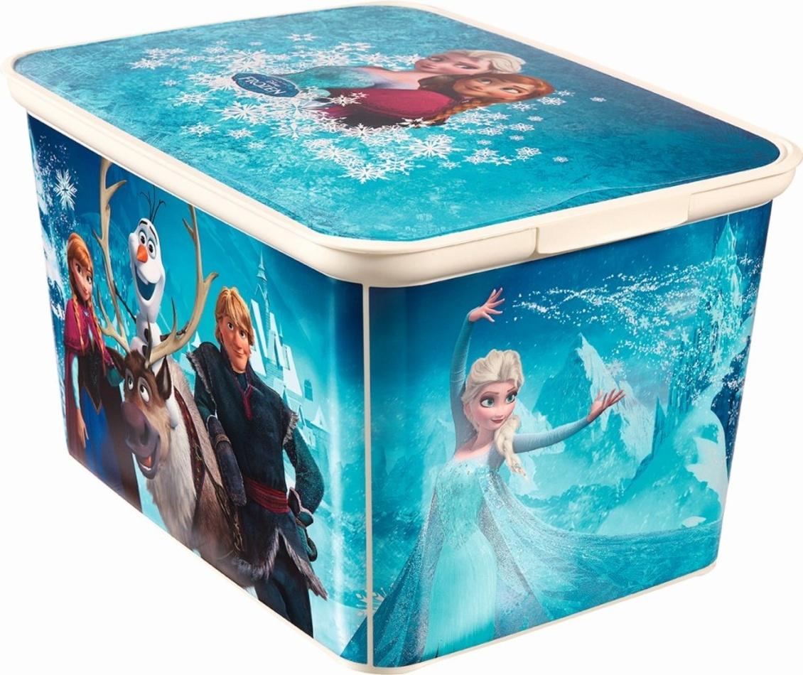 Curver Úložný box Amsterdam Frozen, , 40 cm