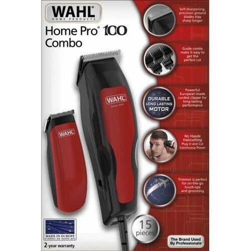 Wahl WHL-1395-0466 zastrihávač vlasov Home Pro 100 Combo