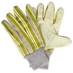 Záhradní rukavice, proužek